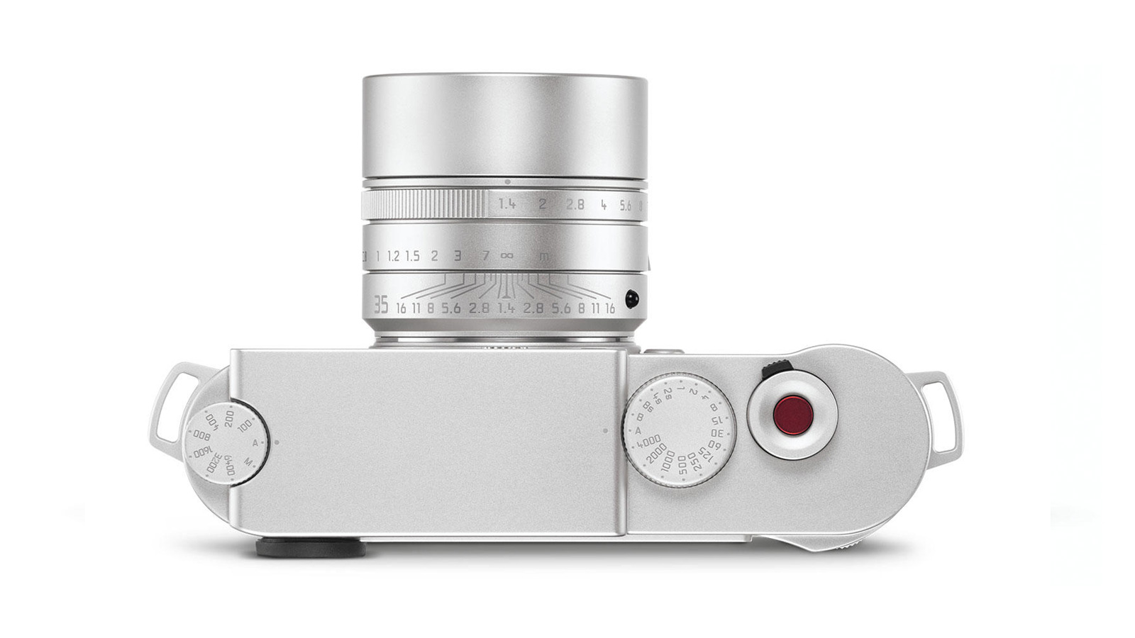 Leica's M10 Edition Zagato top