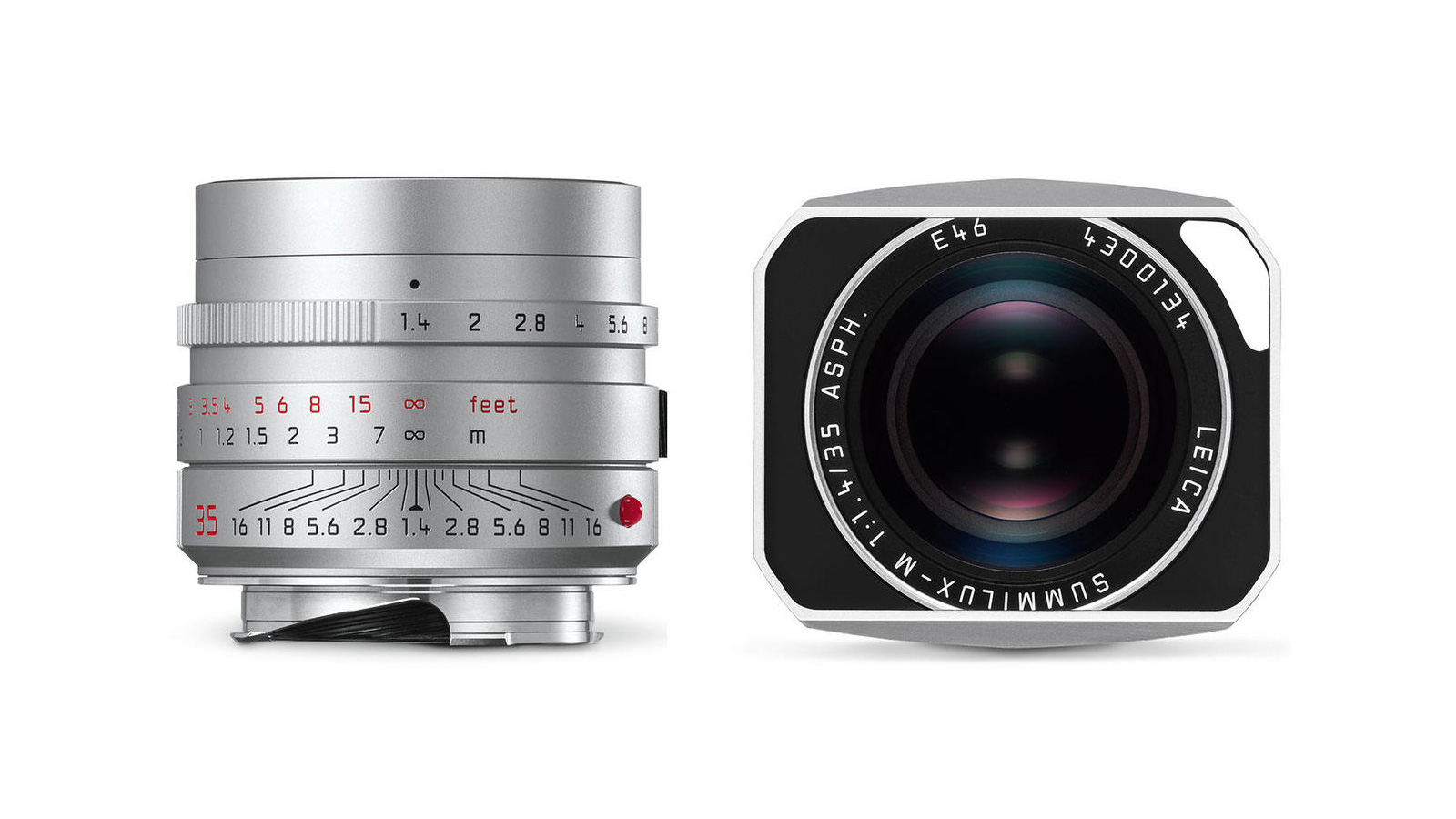 The special edition Summilux-M 35mm f/1.4 ASPH