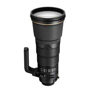 Go Further w/ Superior NIKKOR Optics: AF-S NIKKOR 400mm f