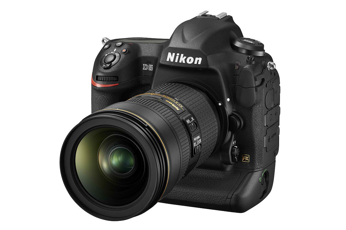 ac31ab65b3ef5 The rumors have been floating around for awhile but today Nikon confirmed  that the D5 would have a 20.8MP CMOS sensor, 153-point autofocus, 4K UHD  video and ...